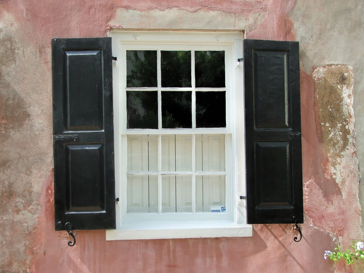 Shutters Why How Ohio Valley for the Home